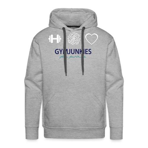 Gymjunkies Hoody Women - Mannen Premium hoodie