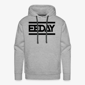 Exercise Everyday logo black - Mannen Premium hoodie