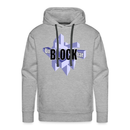 Unblockbar - Männer Premium Hoodie