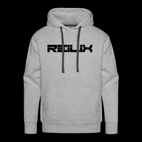 Reilix Logo Merch - Männer Premium Hoodie