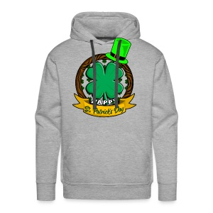 Happy St. Patrick's Day gift for Irish people - Männer Premium Hoodie