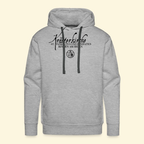 Kräuterkirche - Männer Premium Hoodie
