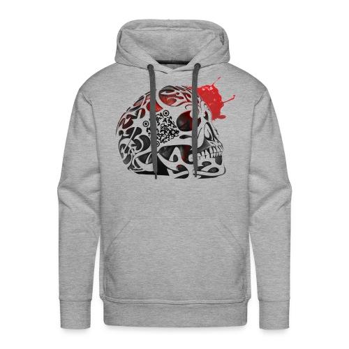Le trésor de levasseur logo tome 2 - Sweat-shirt à capuche Premium pour hommes
