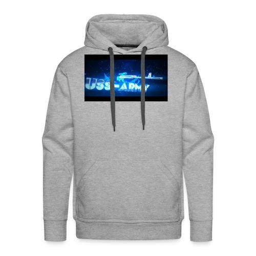 USS-ARMY - Männer Premium Hoodie