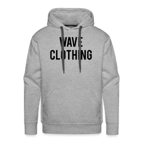 Wave Clothing - Men's Premium Hoodie