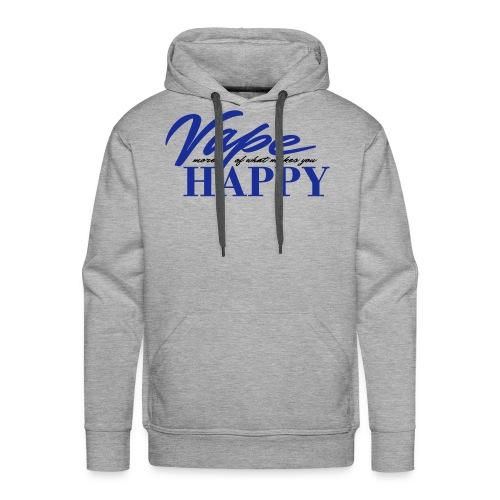 Vape Happy - Männer Premium Hoodie