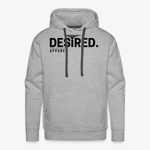Desired Apparel Logo Series - Männer Premium Hoodie