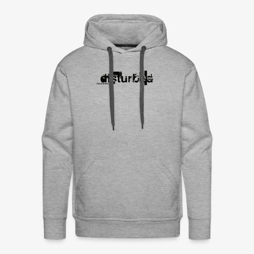 Disturbedx - Mannen Premium hoodie