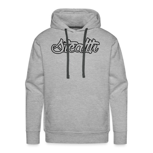 Stealth White Merch - Men's Premium Hoodie