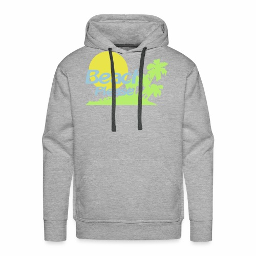 BeachPlease 2 - Männer Premium Hoodie