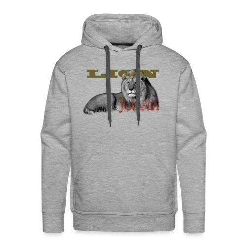 Lrg Judah Tribal Gears - Men's Premium Hoodie