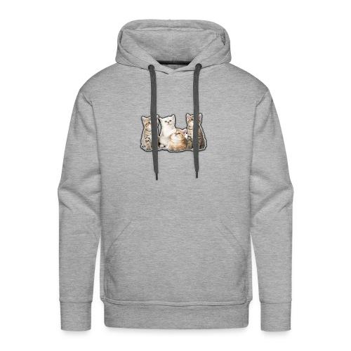Katzenbabys - Men's Premium Hoodie