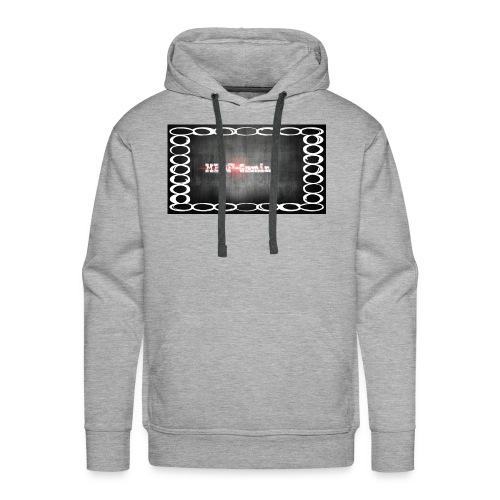 wakename - Mannen Premium hoodie