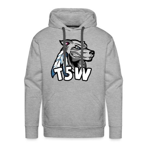 T5Wolves - Men's Premium Hoodie
