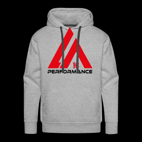 LA Performance red/black - Männer Premium Hoodie
