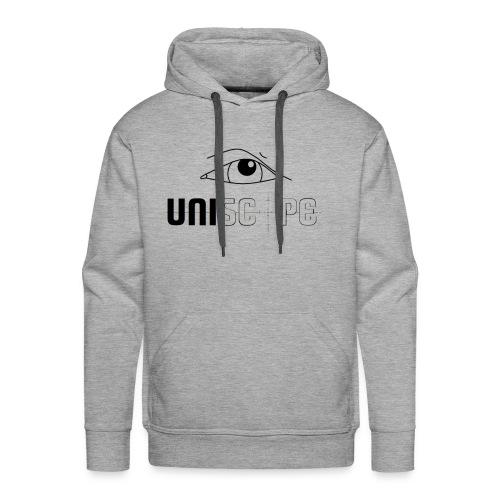 UNISCOPE - LOGO - Männer Premium Hoodie