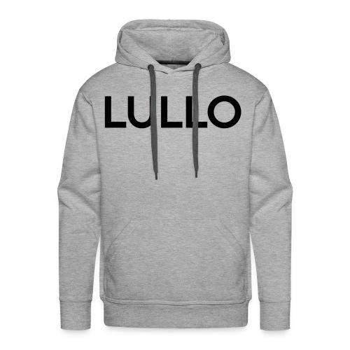 Lullo Design - Mannen Premium hoodie