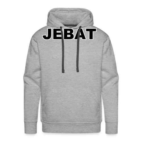 Jebat outline - Männer Premium Hoodie