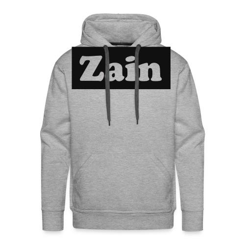 Zain Clothing Line - Men's Premium Hoodie