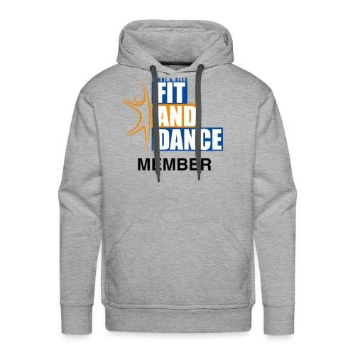 FitAndDanceMember - Männer Premium Hoodie