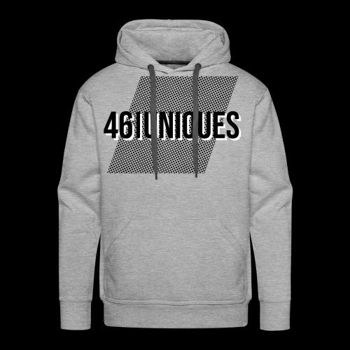 46 uniques points - Männer Premium Hoodie