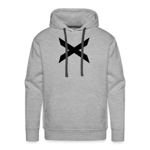 X-hoodie - Premium hettegenser for menn