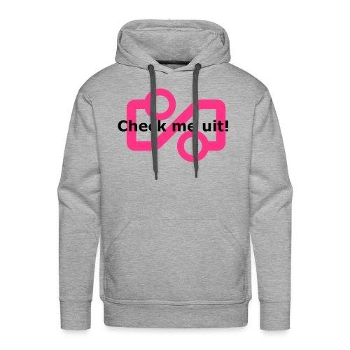 Check me Uit! - Men's Premium Hoodie