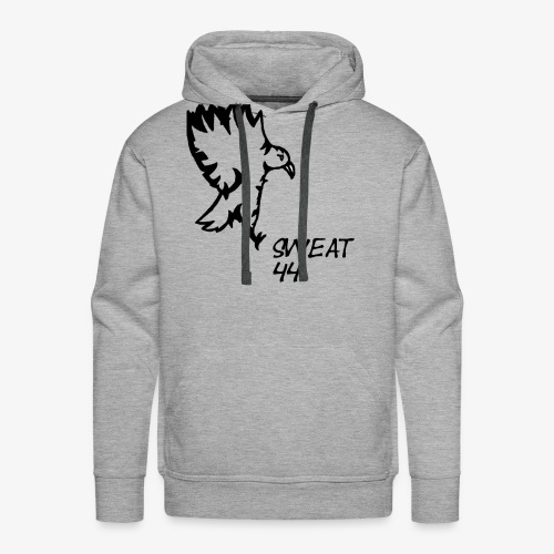 Sweat on my Lvl 44 - Männer Premium Hoodie