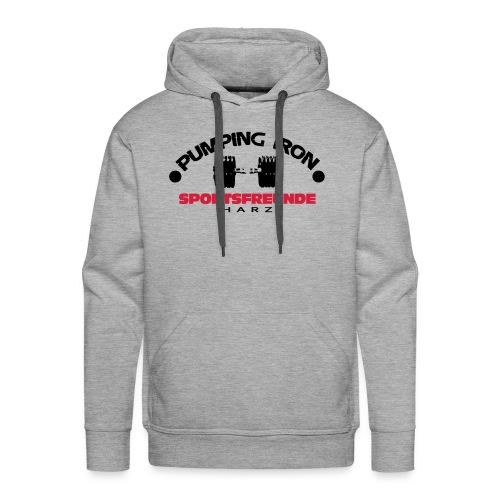 pumping iron - Männer Premium Hoodie