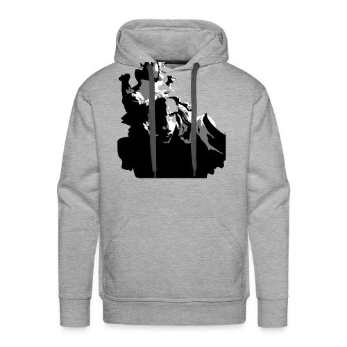 M4RI4N - Sweat-shirt à capuche Premium pour hommes