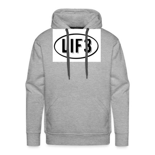 Lif3 gear - Men's Premium Hoodie