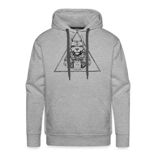 ANUBIS - Sweat-shirt à capuche Premium pour hommes