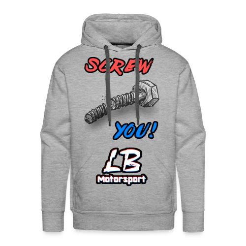 LB Motorsport-Rip it off! - Männer Premium Hoodie