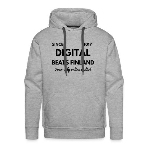 SINCE 2017 Digital Beats Finland - Men's Premium Hoodie