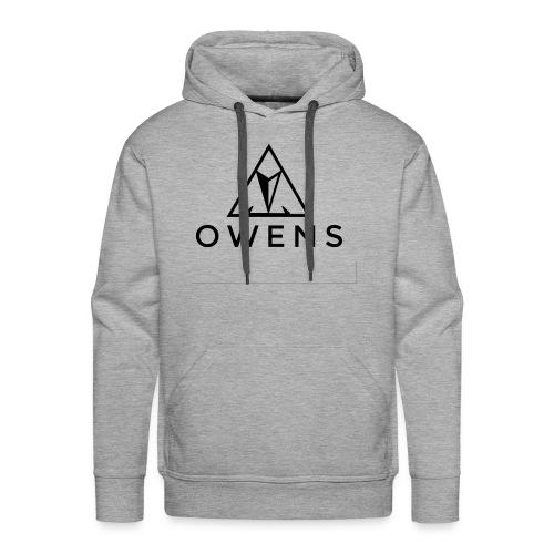 Basic Owens - Sweat-shirt à capuche Premium pour hommes