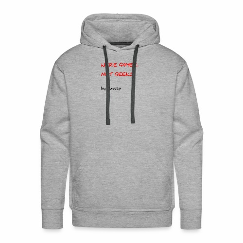 SlaveLp Merch - Men's Premium Hoodie
