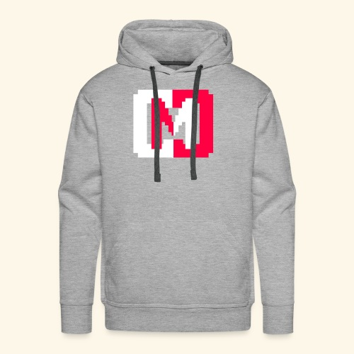 MMM - Mannen Premium hoodie