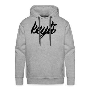 keyti logo - Männer Premium Hoodie