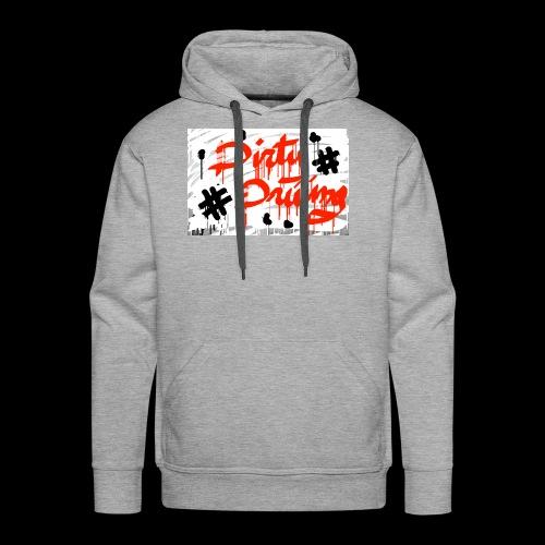 72CE2707 6A95 4808 BCCA 7A2B1010A3B3 - Sweat-shirt à capuche Premium pour hommes