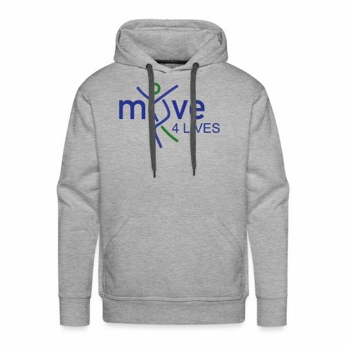 Move4Lives - Männer Premium Hoodie