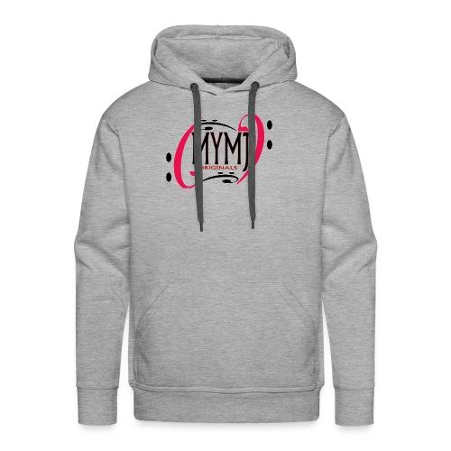 MYMJ ORIGINALS - Sweat-shirt à capuche Premium pour hommes