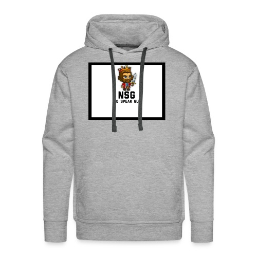 Test design - Men's Premium Hoodie