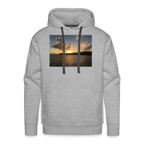 Sunset - Männer Premium Hoodie