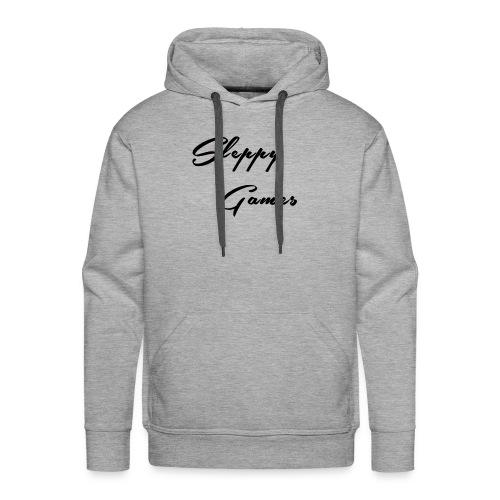 Sleppy Games Merch - Mannen Premium hoodie