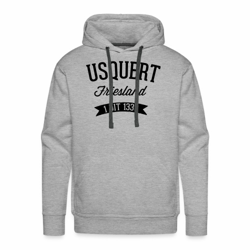 HANGRID - Mannen Premium hoodie