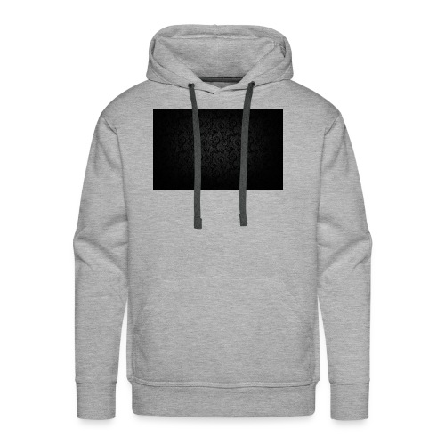 black background pattern light texture 55291 3840x - Men's Premium Hoodie