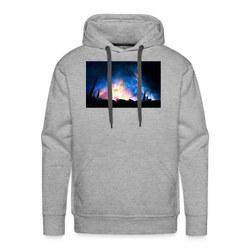 GalaxyDaddy Cover - Männer Premium Hoodie