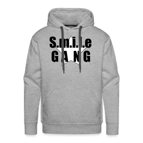 Smile Gang - Männer Premium Hoodie