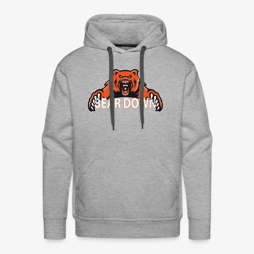 Bear down - Männer Premium Hoodie