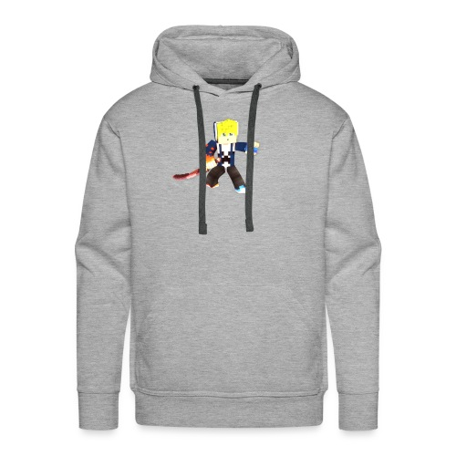 Minecraft - Sweat-shirt à capuche Premium pour hommes